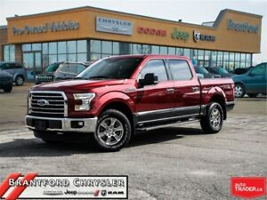 2015 Ford F-150 XLT~Navigation~one Owner~Bluetooth~