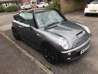 Mini Cooper Convertible 1.6 *Great for Summer*