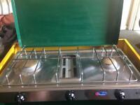 Cf Parker camping stove
