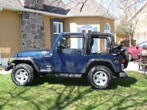 2005 Jeep TJ Autre