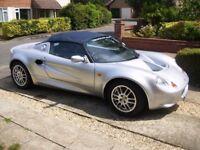 Lotus Elise S1 (2000)