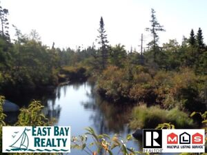 Land on Goose Creek ideal for summer getaway or year round home