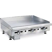 Propane griddle for rent!