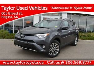 2016 Toyota RAV4 Limited Limited