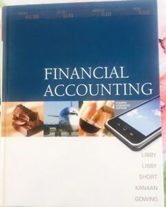 Introduction to Financial Accounting MGCR 211 Mcgill University
