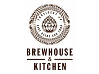 Front of house staff wanted for our fantastic brew pub and restaurant!