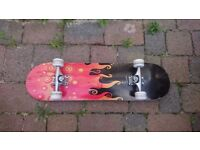 """8"""" Skateboard Good Condition"""