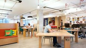 Office Space To Rent - Bonhill Street, Shoreditch, London, EC2 - RANGE OF SIZES AVAILABLE