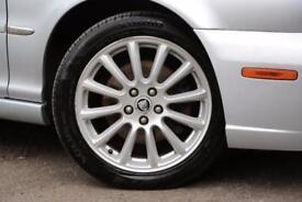 2009 Jaguar X-TYPE 2.0 D S 4dr Diesel silver Manual
