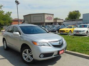 2014 Acura RDX LEATHER SUNROOF AWD