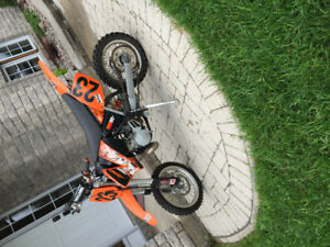 2008 Ktm 65 xc in mint condition