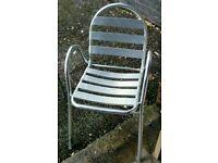 Aluminium Garden Chair can deliver