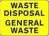 Rubbish removals and clearance