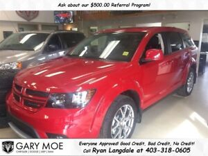 2016 Dodge Journey R/T Rallye **AWD/ LEATHER/ 3RD ROW**