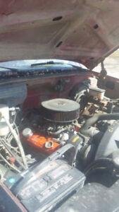 1991 GMC Sierra K1500 4X4 5 Speed
