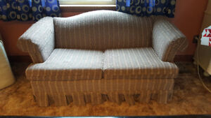 Free loveseat - come and get it!