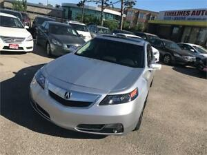 2013 Acura TL,NO ACCIDENTS,LOW KMS