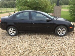 2000 Chrysler Neon 4 Door