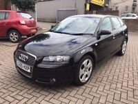 2005 Audi A3 Sport 2.0tdi Dsg drives great 2keys spares or repair 07872346777