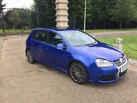 Volkswagen Golf R32 DSG 2006/56reg May swap px