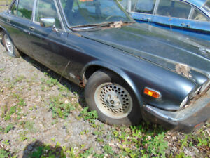 1988 Jaguar vanden plas for parts