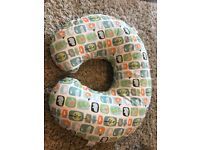 Boppy feeding pillow, Excellent condition