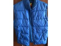 SunCal Rich Blue Quilted Jacket
