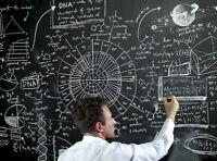 Math Tutors: Grade 9, 10, 11, 12 (Private In-Home)