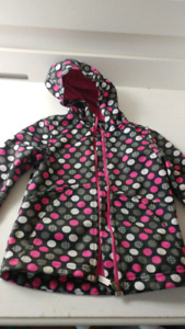 Softshell fille 4 ans