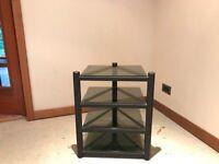 HI-FI Separates Glass Modular storage unit
