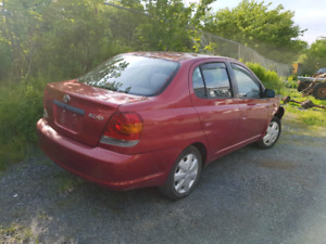 Toyota Echo for parts