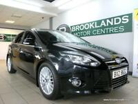 Ford Focus 1.6 TI-VCT ZETEC 105PS [4X FORD SERVICES, APPERANCE PACK and DAB RADI