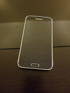 Samsung Galaxy S5 with Telus