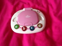 BABY GIRL FIRST LAPTOP