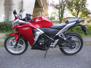 Honda CBR 250 - Very Low KMs