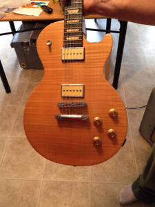 Gibson Les Paul Pushtone with 2 sets switchable pickups