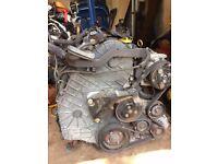 Vauxhall combo 17DTI Engine