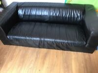 Good Condition Three Seater Sofa Selling it Due to Lack of space in the house