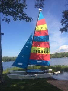 2007 Hobie cat 16 foot