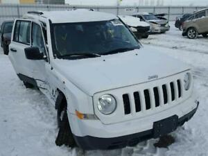 2016 Jeep Patriot 4x4 Wagon DAMAGED