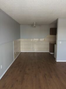 Top floor two bedroom apartment available NOW