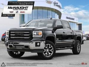 2015 GMC Sierra 1500 SLT 6.2L | Borla Exhaust | DuraTrac | Level
