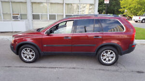 2005 Volvo XC90 2.5L Wagon GREAT CONDITION WITH SAFETY 3995.00