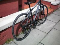 Hybrid Bike, Focus Crater Lake 5.0, very good condition , size-small, alloy frame, 24 speed shimano