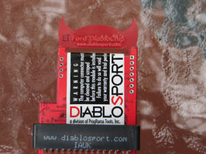Ford Mustang Cobra 2001 - Diablo Sport Performance Chip