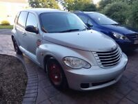 Chrysler PT Cruiser 2.4 Classic, Manual, Great condition.