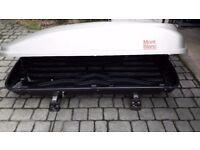 Mont Blanc Roofbox 540 Litres