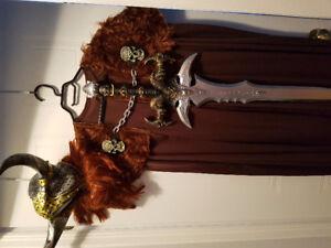 Halloween Viking