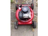 lawnmower briggs & stratton petrol mower . spares or repair £10