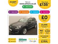 Volkswagen Tiguan Match Edition FROM £135 PER WEEK!